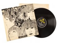 1966 The Beatles REVOLVER LP Record First Pressing