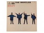 1965 The Beatles HELP! LP Record First Pressing A Variant
