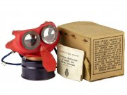 WWII British Child Boxed Mickey Mouse Gas Mask