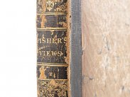 c1832 Fisher's Views Devonshire & Cornwall Illustrated Book