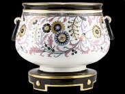 Anglo Japanese Aesthetic Urn Minton Christopher Dresser