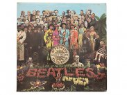 1967 Beatles SGT PEPPERS LONELY HEARTS CLUB BAND 1st Pressing