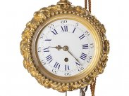 c1800 French Ormolu Sedan Hour Repeater Carriage Clock