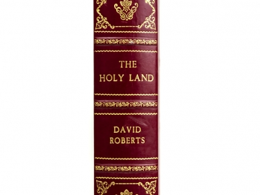 c1880 Edition The Holy Land Book David Roberts Louis Haghe