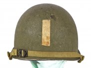 WWII US Surgeon Major John K. Lattimer Airborne Helmet