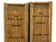 1909 Special Edition Volumes The Faerie Queene by Spenser
