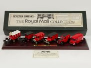 c1999 Ltd Edition Royal Mail Collection Van Set by Lledo