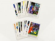 1966 Game Set of 40 Batman Cards Issued by Macleans Toothpaste