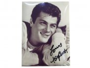 Original Tony Curtis Signed Photo 10 x 8