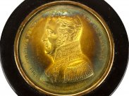 c1830 France King Louis Philippe I Tortoiseshell Snuff Box