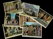 1965 Sound of Music 7 Cinema Lobby Film Photograph Cards