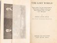 c1912 The Lost World First Edition by A Conan Doyle