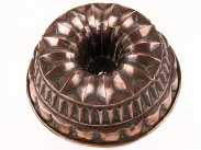 19th Century Victorian Large Copper Jelly Mould