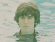 "Original 4×5 Kodachrome of George Harrison 1965 Movie ""Help"""