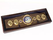 1922 Fly Weight Boxing Champion 9ct Gold Belt
