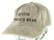 c1997 Saving Private Ryan Film Crew Issue Baseball Cap