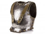 c1865 Prussian Kurassier Senior NCO Officer Cuirass