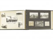 WWI French 44th Le Mans Artillery Regiment Photo Album