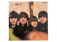1964 The Beatles FOR SALE LP Record First Crossover A Variant