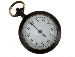 c1910 French Pocket Pedometer by Henri Chatelain