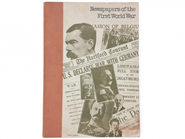 Newspapers of the First World War David & Charles