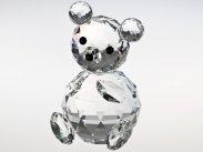 Swarovski Teddy Bear A 7637 NR 075 and Box