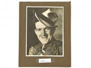 Original Signed Photo of Ted Ray c1940