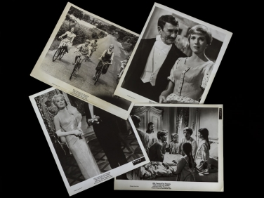 1965 Sound of Music 10 x 8 Official Film Photographs
