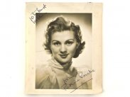 Original Signed Patricia Burke Photo c1940