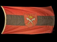 c1940 WWII Flag Middlesex Home Guard Wembley Battalion