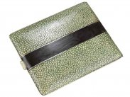 c1930 French Art Deco Shagreen Cigarette Case