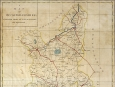 18th Centuy Map of Buckinghamshire