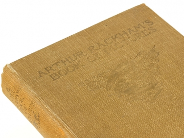 1927 Arthur Rackham's Book of Pictures