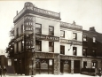 c1910 Photo of Globe Pub Fulham, London