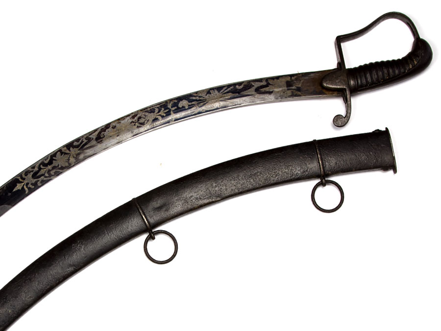 1796 Young Ensigns Light Cavalry Officer Sabre By Osborns