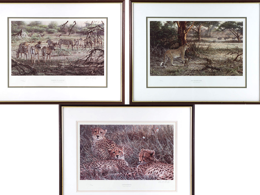 High country romance limited edition artists proof print.