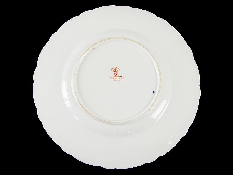 dating imari plates