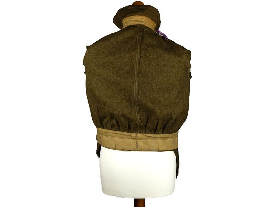 WWII British 1937 Battledress Uniform to MI6 Major in