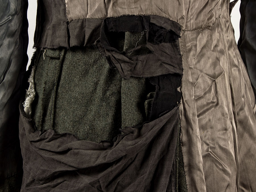 WWII German Army Other Ranks Greatcoat with Dark Green
