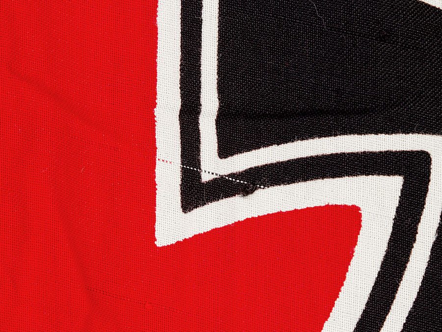 WWII German Army War Flag in Unissued Condition : Parade